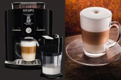 Krups Latt'Espress, fericire intr-o ceasca de cafea