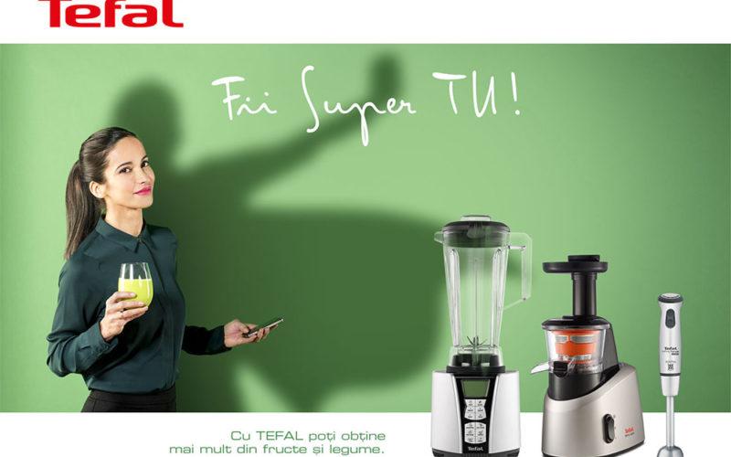 Cu Tefal esti Super TU!